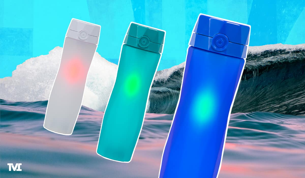 Hidrate Spark water bottles
