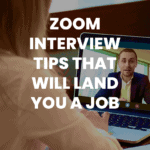 blog post: Zoom Interview Tips that Will Land You a Job