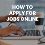 blog post: How to Apply for Jobs Online