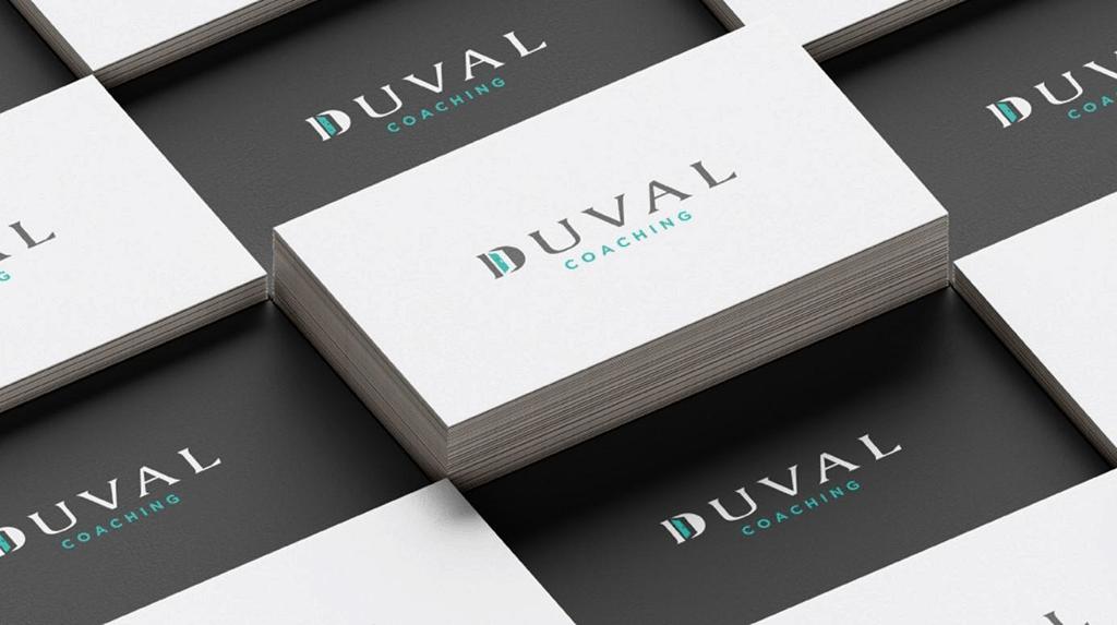 personal brand logo for Dan Duval, personal coach