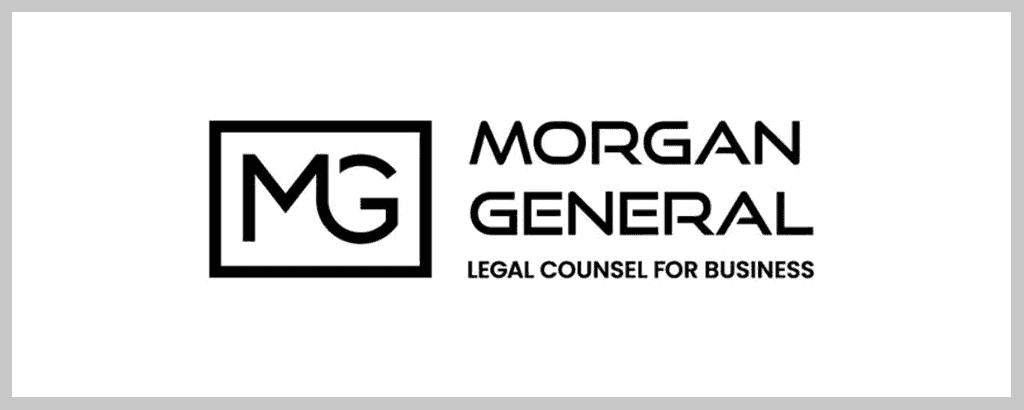 personal brand logo for Morgan General