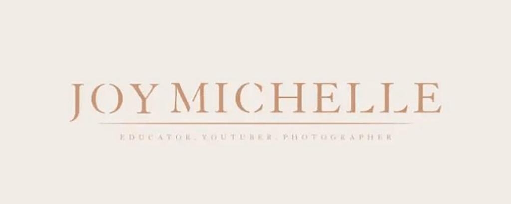 15 personal brand logos joy michelle